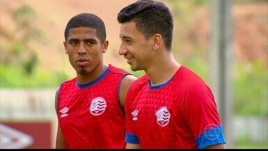 Renan Oliveira chega com moral ao Náutico - Renan Oliveira chega com moral ao Náutico