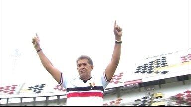 Após 15 anos, Nunes volta ao Arruda - Após 15 anos, Nunes volta ao Arruda