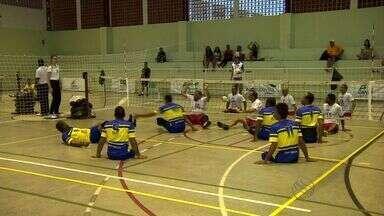 Brasileiro série C de vôlei sentado acontece em Aracaju - Brasileiro série C de vôlei sentado acontece em Aracaju