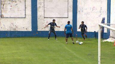 Confiança tem novidades no elenco antes da estreia no Campeonato Sergipano - Confiança tem novidades no elenco antes da estreia no Campeonato Sergipano