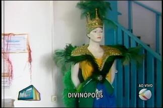Exposição relembra detalhes do carnaval em Divinópolis - Mostra pode ser conferida no Museu Histórico Municipal. Diretor do Museu conta detalhes.