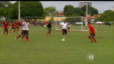 Flamengo-PI e Piauí fazem o primeiro clássico piauiense de 2016 - Flamengo-PI e Piauí fazem o primeiro clássico piauiense de 2016