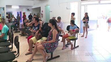 Pacientes reclamam da demora no atendimento no P.A. do Morumbi - Eles reclamaram também do tempo de espera para fazer a triagem médica.