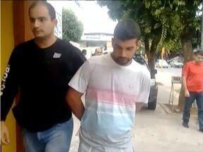 Duas pessoas presas em Governador Valadares suspeitas de autoria de morte de adolescente - Assassinato ocorreu em dezembro do ano passado. Os dois presos são irmãos.