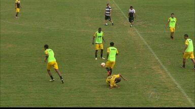 Meio campo do Treze ainda é dúvida para o técnico Vilar - O time se prepara e faz os últimos levantamentos para definição do time títular para o Campeonato Paraíbano que já se aproxima.