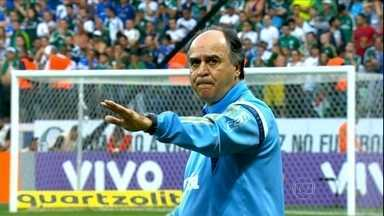 Palmeiras estreia no Paulistão sem Edu Dracena e Leandro Amaral, que estão machucados - Palmeiras estreia no Paulistão sem Edu Dracena e Leandro Amaral, que estão machucados
