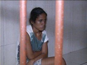 Mulher é presa em Ipaba acusada de matar um bebê - A jovem tem 21 anos e é suspeita de matar a criança espancada.