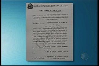Promotoria de Mogi abre inquérito para apurar se houve fraude na compra da merenda - O prazo para a apresentação de todos os documentos envolvendo o caso é de 10 dias.