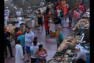 Preço do pescado volta a subir na capital e Grande Belém - Algumas espécies, como a pescada amarela e o filhote quase dobraram de preço.