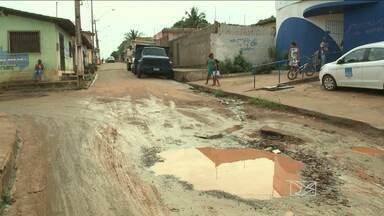 Chuvas já causam estragos nas ruas de São Luís - As mais prejudicadas são exatamente aquelas com infraestrutura precária e que precisam de reparos emergenciais.