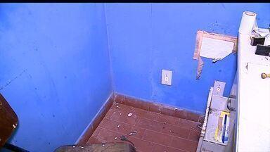 Sala da Junta Militar no CSU do Parque Piauí é arrombada e vários objetos são roubados - Sala da Junta Militar no CSU do Parque Piauí é arrombada e vários objetos são roubados