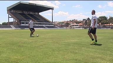 Defesa é a principal arma do Operário-PR para início do Paranaense - Atual campeão, o Fantasma conseguiu segurar praticamente os mesmos jogadores defensivos da última temporada