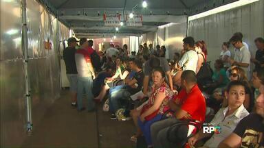 Termina amanhã o prazo para o cadastramento biométrico - Em Cascavel, cinco mil pessoas ainda não fizeram o cadastramento biométrico. Quem perder o prazo terá o título eleitoral cancelado.