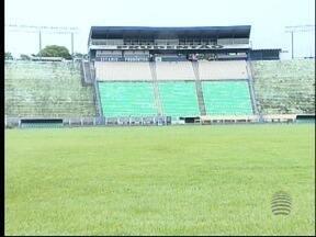 Estádio Prudentão é avaliado pelo Ministério do Esporte - Avaliação foi feita pelo Sistema Brasileiro de Classificação de Estádios.