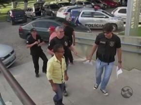 Prefeito e vereadores são suspeitos de desvios de R$ 9 mi em prefeitura - Operação 'Pulverização' prendeu cinco vereadores de Belém de Maria.
