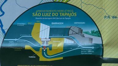Audiência Pública discutirá impactos da Hidrelétrica São Luiz do Tapajós - Evento ocorrerá nesta sexta-feira (29) e reunirá cientistas e pesquisadores.