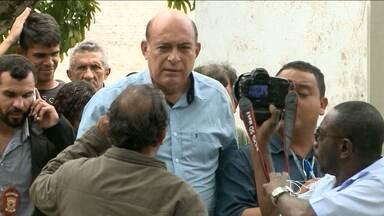 Justiça decreta prisão preventiva do prefeito de Santa Inês, MA - Ribamar Alves é suspeito de ter estuprado uma jovem de 18 anos na última quinta-feira (28) em Santa Inês.