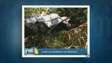 Acidente mata um jovem e deixa outro ferido na MG-167, entre Varginha e Trës Pontas - Acidente mata um jovem e deixa outro ferido na MG-167, entre Varginha e Trës Pontas