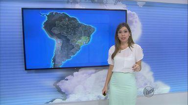 Confira a previsão do tempo para esta segunda-feira (1º) no Sul de Minas - Confira a previsão do tempo para esta segunda-feira (1º) no Sul de Minas