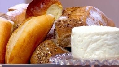 Bem Estar fala sobre o café da manhã saudável - Especialistas mostram quais são os queijos e pães mais saudáveis.