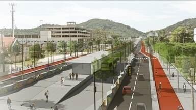 Projeto de reestruturação da SC-401 prevê beneficiar pedestres e ciclistas - Projeto de reestruturação da SC-401 prevê beneficiar pedestres e ciclistas