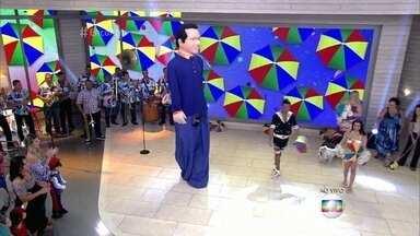 Orquestra de Frevo Henrique Dias agita o 'Encontro' - Programa já está em clima de Carnaval