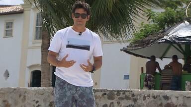 Cuidado com a alimentação na praia - Alessandro Timbó dá a dica no programa