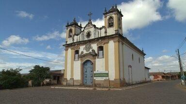Reprise: Itatiaia, distrito de Ouro Branco, guarda igreja centenária - O Terra de Minas reapresenta o programa de 21 de março de 2015.