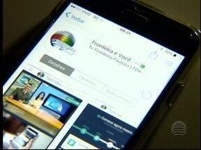 Aplicativo 'Fronteira e Você' facilita o acesso da população à informação - Saiba como baixar a ferramenta no smartphone e no tablet.