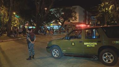 Segurança é reforçada para festas de carnaval no Sul do RS - Em Jaguarão, no ano passado, uma adolescente morreu atropelada por um trio elétrico.