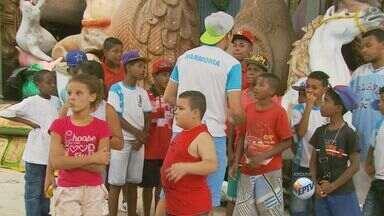 Liminar autoriza participação de crianças nos desfiles de Carnaval de Poços de Caldas, MG - Liminar autoriza participação de crianças nos desfiles de Carnaval de Poços de Caldas, MG