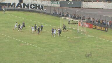 Comercial empata com o Catanduvense em Ribeirão Preto, SP - Time segue sem vitórias na Série A3 do Campeonato Paulista.