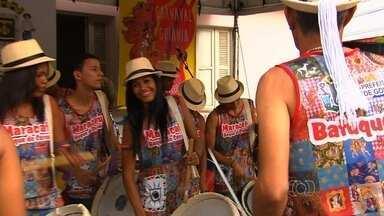 Veja como o carnaval começou em algumas cidades de Goiás - Foliões aproveitam os dias de folga para descansar e se divertir nos eventos de música e dança.