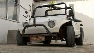 Criança morre em acidente de buggy em Aquiraz - Outras três pessoas ficaram feridas.