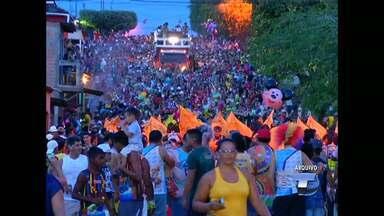 """'Carnapauxis' atrai grande público no município de Óbidos - Festa do """"Mascarado Fobó"""", como também é conhecida, se tornou tradição no oeste do Pará."""