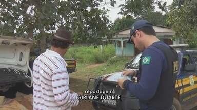 Polícia Rodoviária Federal intensifica ações em Oiapoque - Em Oiapoque, a Polícia Rodoviária Federal também intensificou as ações, com a operação carnaval.