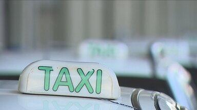 Taxistas de Florianópolis relatam insegurança e temem assaltos durante a madrugada - Taxistas de Florianópolis relatam insegurança e temem assaltos durante a madrugada