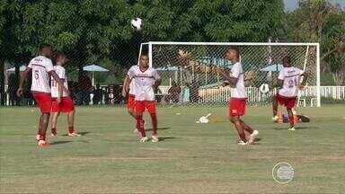 River-PI e Flamengo-PI se preparam para estreia na Copa do Nordeste - River-PI e Flamengo-PI se preparam para estreia na Copa do Nordeste