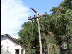 Energia é restabelecida aos moradores ribeirinhos de Rosana - Eles estavam sem energia elétrica e água potável.