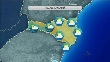 Tempo: final de semana será de sol e calor em Santa Catarina - Tempo: final de semana será de sol e calor em Santa Catarina