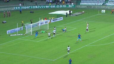 Londrina volta aos treinos após empate com o Coritiba na capital - O Tubarão empatou com um gol de Germano. O STJD marcou pra semana que vem o julgamento pela escalação irregular do jogador no jogo contra o PSTC.