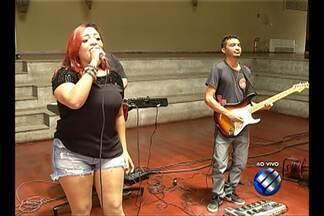 Banda Bregaço apresenta clássicos do brega no É do Pará - Banda embalou o programa deste sábado, 13.