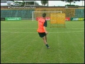 Gols de falta são a arma do Ypiranga contra o Veranópolis - Partida no domingo (14) vale pela quarta rodada do Gauchão 2016.