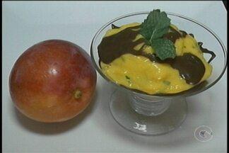 Sorvetes de frutas aliviam o calor em Petrolina; Veja receita - São vários sabores, inclusive lights e sem lactose.