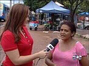 Moradora de Taquaruçu fala sobre cuidados contra o mosquito Aedes aegypti - Moradora de Taquaruçu fala sobre cuidados contra o mosquito Aedes aegypti