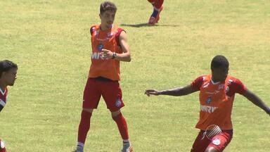 Bahia treina para fazer boa estreia no Nordestão 2016 - O Tricolor encara o Santa Cruz neste domingo (14).