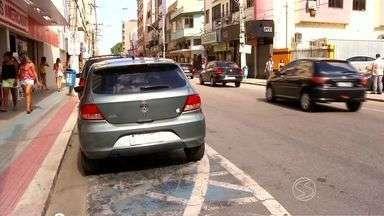 Guarda Municipal faz balanço de infrações no trânsito em Barra Mansa, RJ - Quantidade de veículos circulando nas cidades só aumenta e, para piorar, as ocorrências diminuem muito pouco.