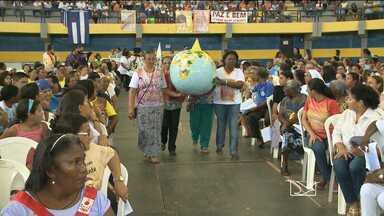 Campanha de fraternidade é lançada neste sábado (13) em São Luís - Quem tem as informações é a repórter Camila Aranha.