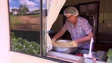 Aprenda a receita do queijo cozido Kochkäse - Nesta sexta (19), o Globo Repórter viajou por uma região surpreendente no sul do Brasil: o Vale Europeu.