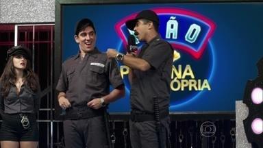 Pitombo Game Show - Sargento Alves roda o pião